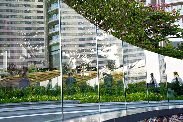 frameless glass railings are custom order and can let your Vancouver property looks modern